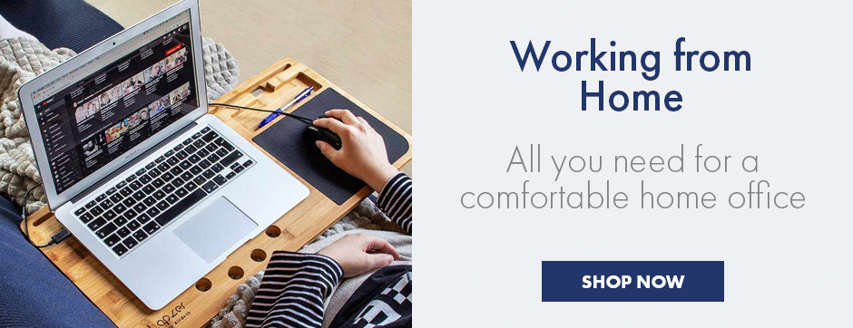 Everything you need to keep working from home