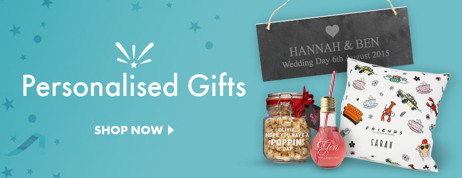 Personalised gifts - the extra special touch