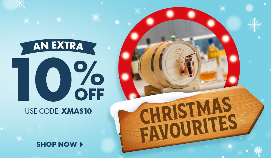 Save 10% off our Favourite Christmas Gifts