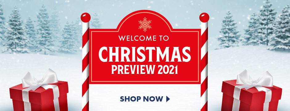Christmas 2021 isn't that far away now, so hurry up and get ahead of the game with some of our top picks and hottest new gifts!
