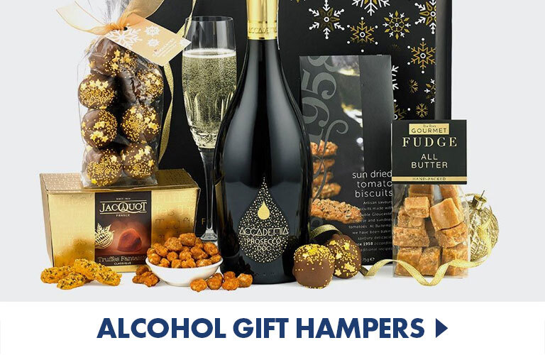 Stunning Alcohol Hampers - the perfect gift for any occasion