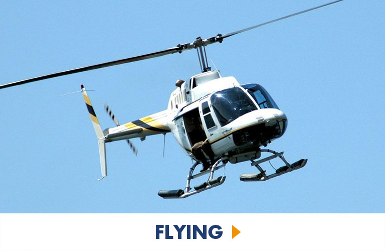 Ever wished you could fly? Well, come this way to fulfill your dreams, and experience flying