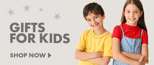 Great gift ideas for kids of all ages