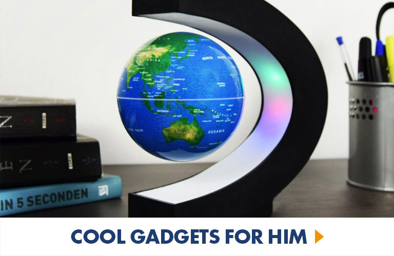 Cool tech and gadget gifts for him