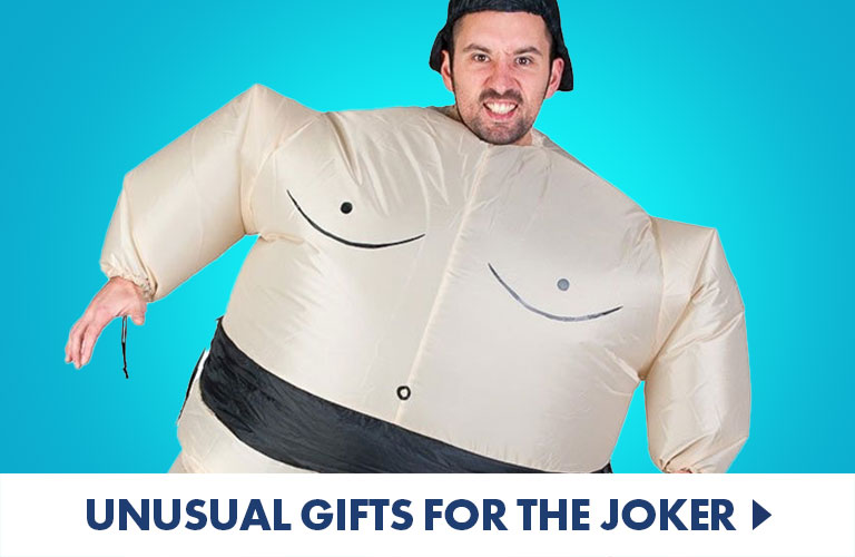 Unsual Gifts for the Joker