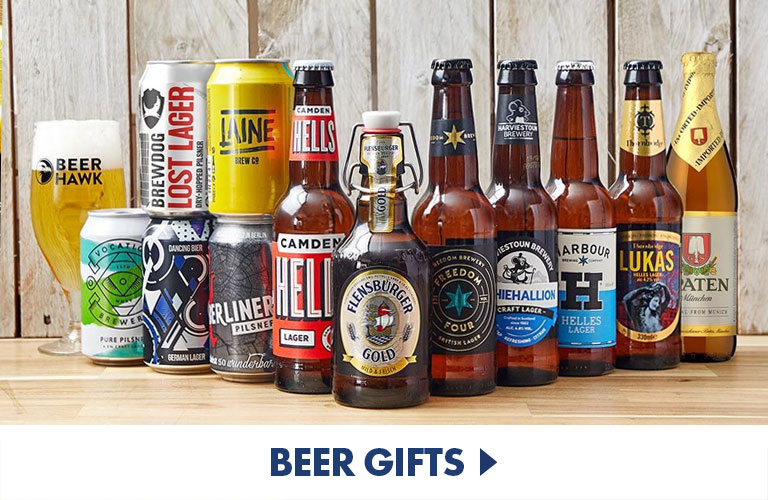 Beer Gifts for the brother with impeccible taste