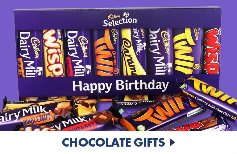 Yummy Chocolate Gifts they're sure to love!