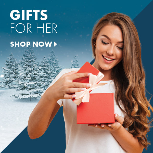 Gift Ideas for Her - shop christmas gifts for her now