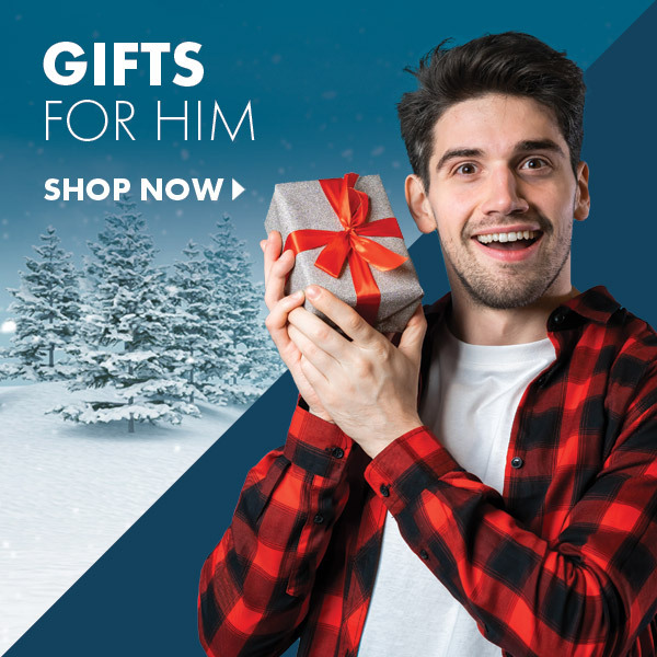 Gifts and gift ideas for all the men in your life, husband, brother, boyfriend, even male friends. We have something for everyone