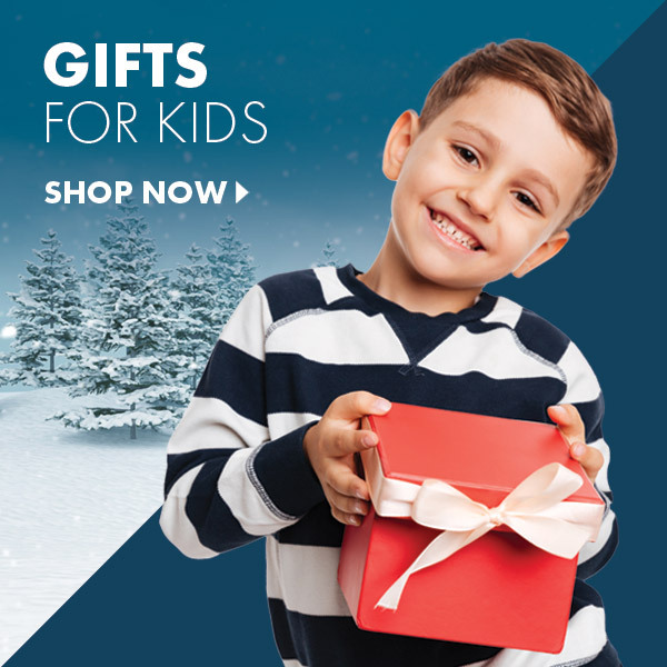 Gift ideas for Kids, boys, girls and teenagers