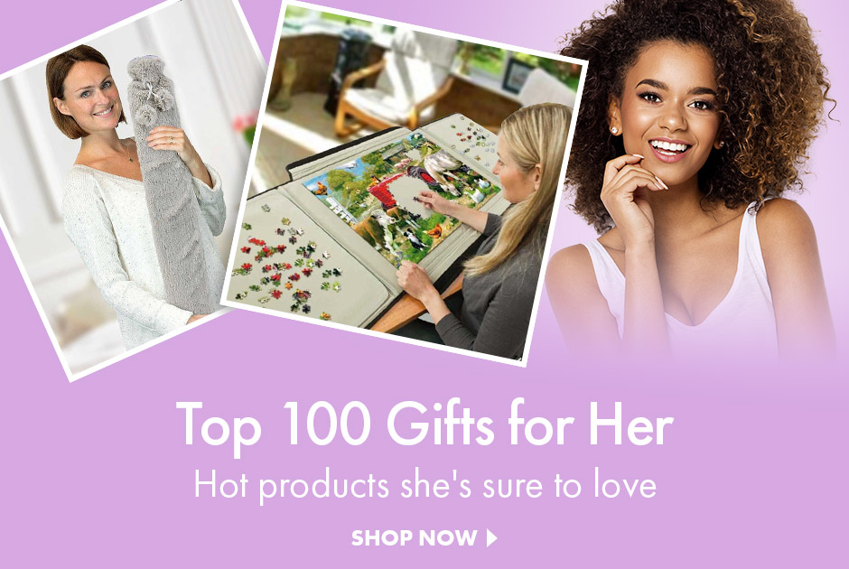 Top 100 Gifts for Her