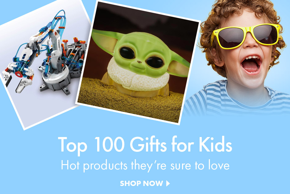 Top 100 Gifts for Kids