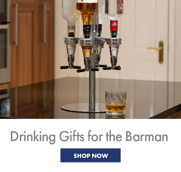 Drinking, Alcohol and Home bar gifts for Him