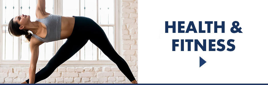 All your health and fitness gadgets and gifts, from excesise bikes, push-up bars and yoga subscriptions to be your best self