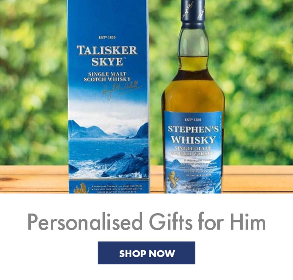 Great Personalised Drinking, Gardening and Traditional Gifts for Him