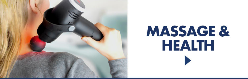 Explore our range massage and health gifts and gadgets