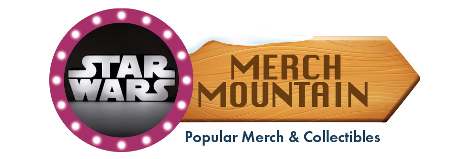 Merch mountain - popular merch and collectibles, including star wars gifts, harry potter gifts and marvel gifts