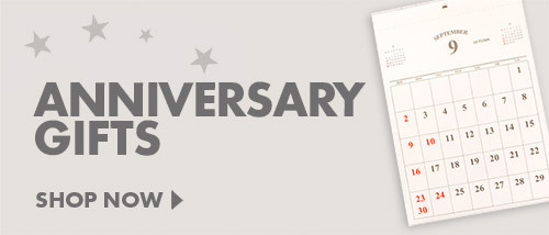 Show your better half your appreciation with our Sentimental and Novelty Anniversary Gifts