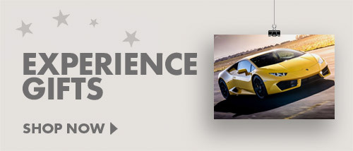 Create memories t treasure with our wide range of gift experiences