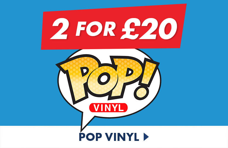Check out your favourite stars and heroes in Pop! Vinyl form right here