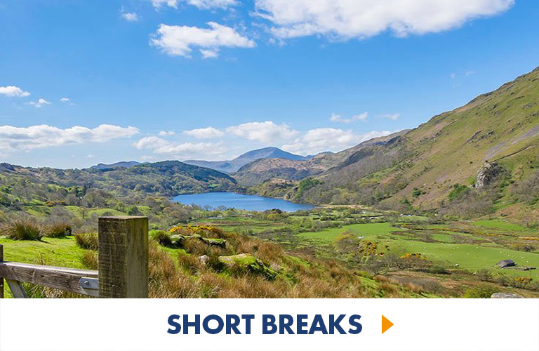 Short breaks away - the perfect experience to recharge the batteries