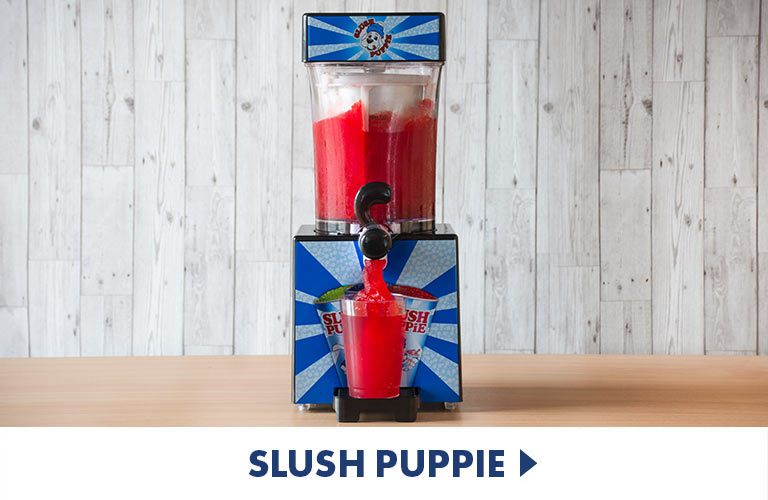 Who doesn't love a Slush Puppie? Click here to see our full range.