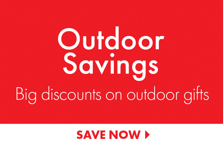 Outdoor savings