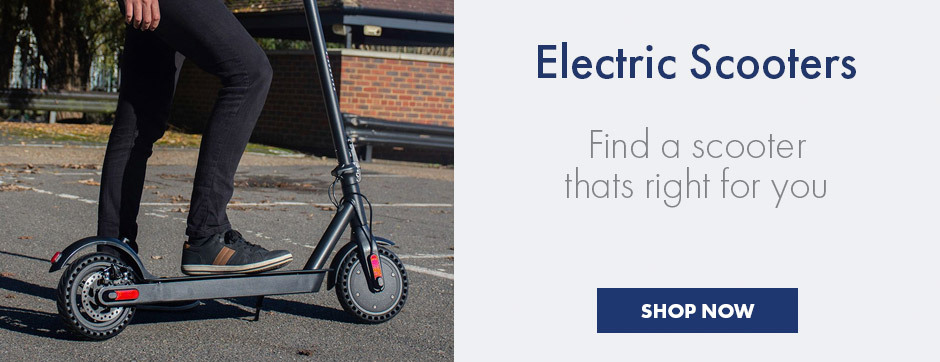 Electric scooters - find the e-scooter that's right for you