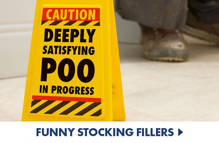 Funny Stocking Fillers