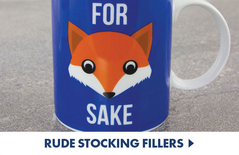 Rude Stocking Fillers