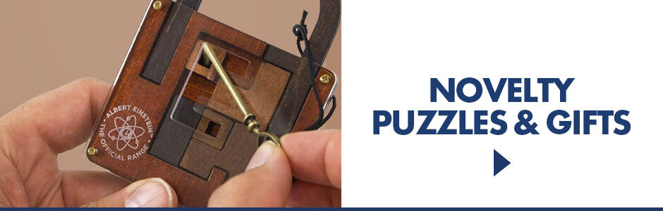 Novelty Puzzles & Gifts Stocking Fillers