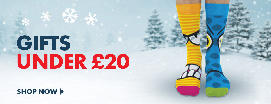 Great Christmas Gifts for under £20