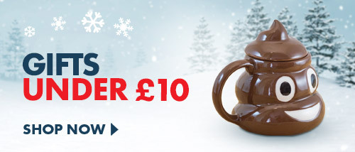 Great Christmas Gifts for just £10 and under