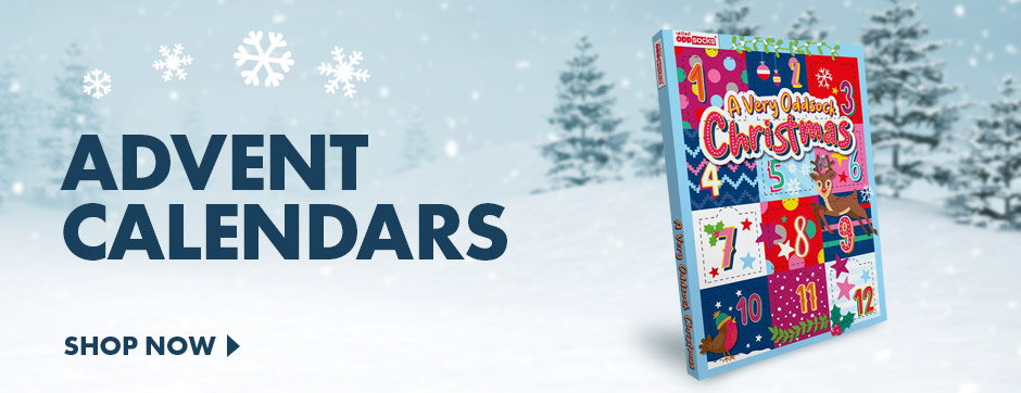 Order your 2021 advent calendar early, before stock runs out!