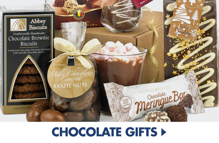 Chocolate gifts for any chocoholic to enjoy