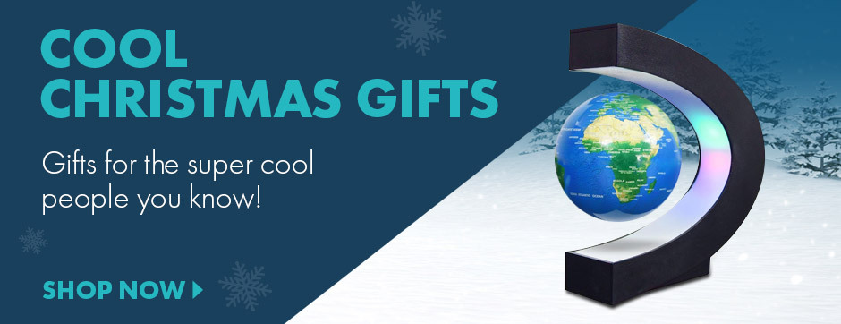 Cool Christmas Gifts for the Super Cool people you know