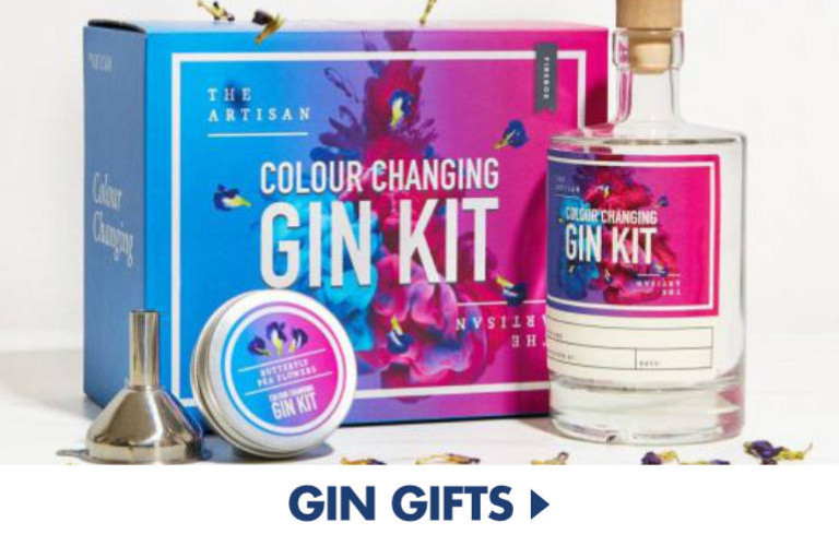 From making your own gin to delicous gin infusions, these gin gifts are great for any ginthusiast