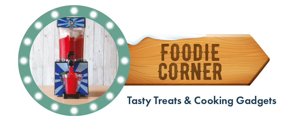 Foodie Corner - Tasty Treats and Cooking & Kitchen Gadgets