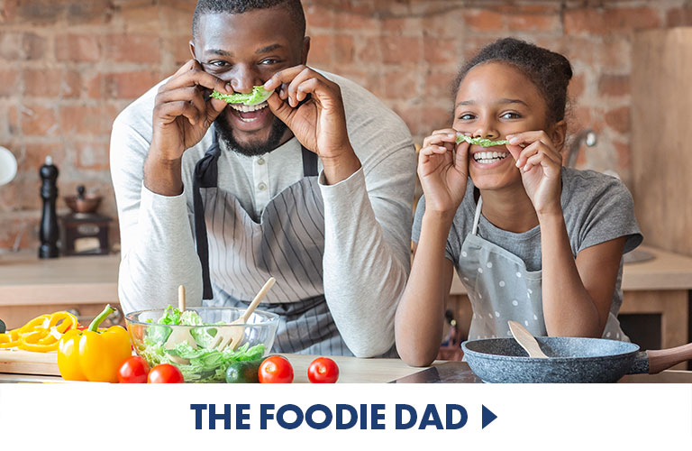 Gifts for the Foodie Dad