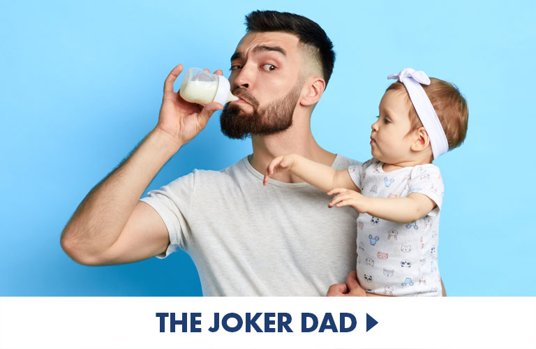 Funny Gifts for the Joker Dad