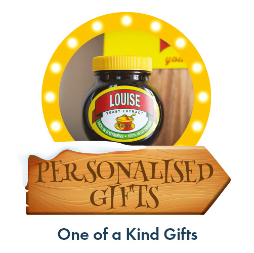 Personalised gifts - one of a kind gifts