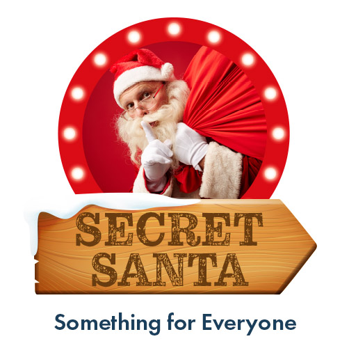 Secret Santa Gift Ideas - something for everyone