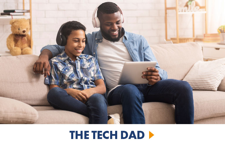 Gifts for the Tech Dad