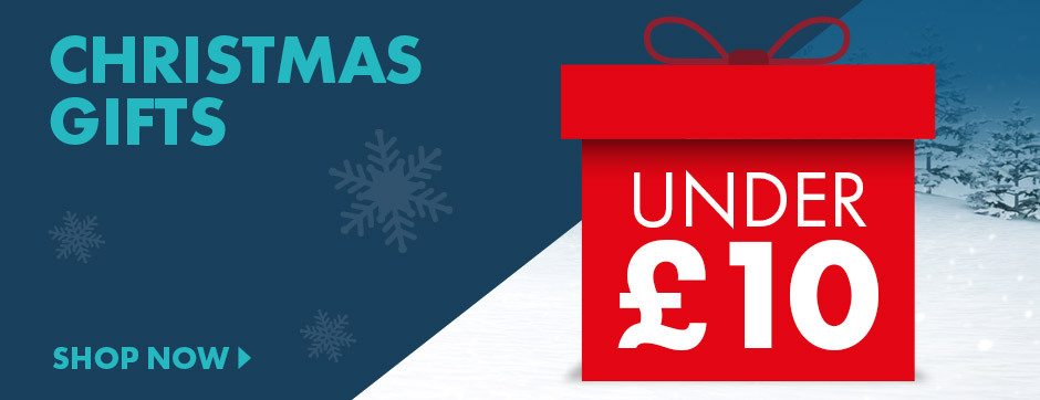 Christmas Gift Ideas under £10