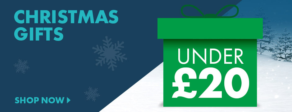 Great Christmas Gifts Ideas for under £20